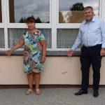Zdewastowano szkołę w Koloni! Burmistrz wyznaczył nagrodę za znalezienie sprawców