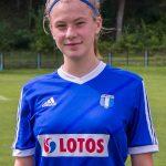 Weronika Lewandowska została powołana do reprezentacji U-15