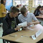 """Dzień z projektem """"Sprawiedliwy handel"""" w ZSP Sierakowice"""