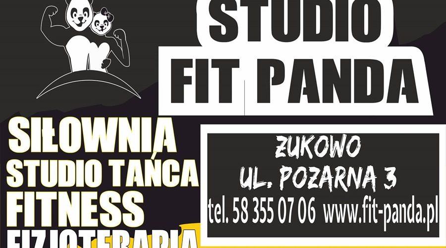 Siłownia Studio Fit-Panda w Żukowie zaprasza!