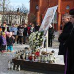Kartuzy uczciły pamięć zamordowanego Pawła Adamowicza [ZDJĘCIA]