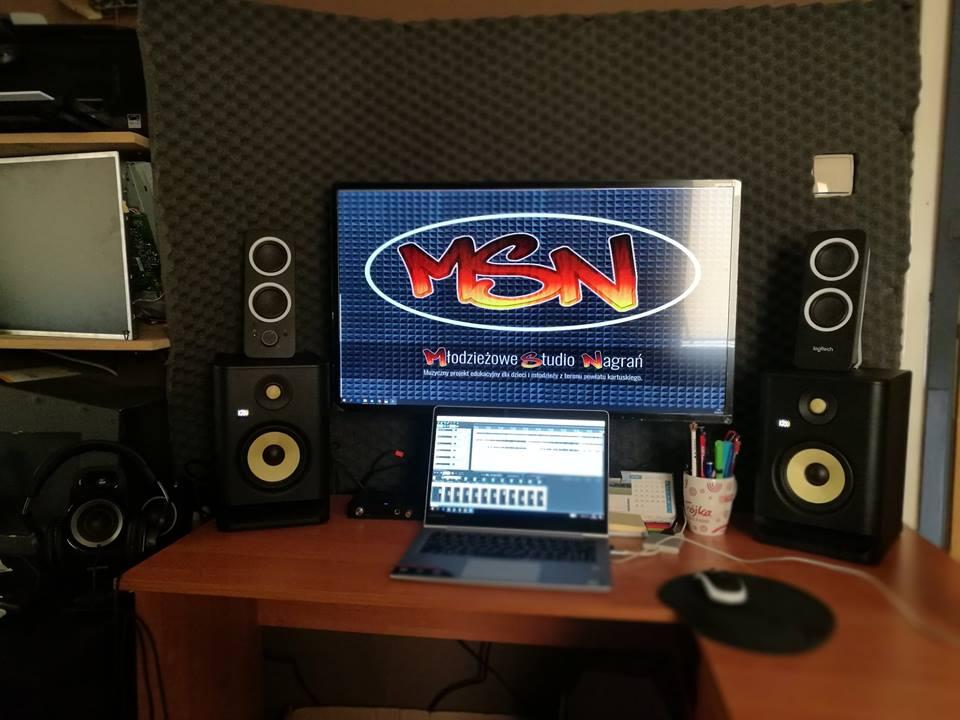 Młodzieżowe Studio Nagrań MSN