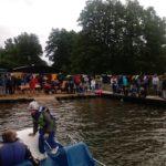 W Ostrzycach odbyły się V Mistrzostwa Kaszub w wyścigach na rowerkach wodnych