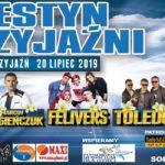 Festyn Przyjaźni 2019 już w tę sobotę! Wystąpią: Felivers, Marcin Siegieńczuk, Toledo, Diadem i B.R.O