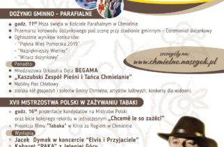 XVII Festiwal Tradycji Kaszubskich już jutro w Chmielnie! [ZAPOWIEDŹ]