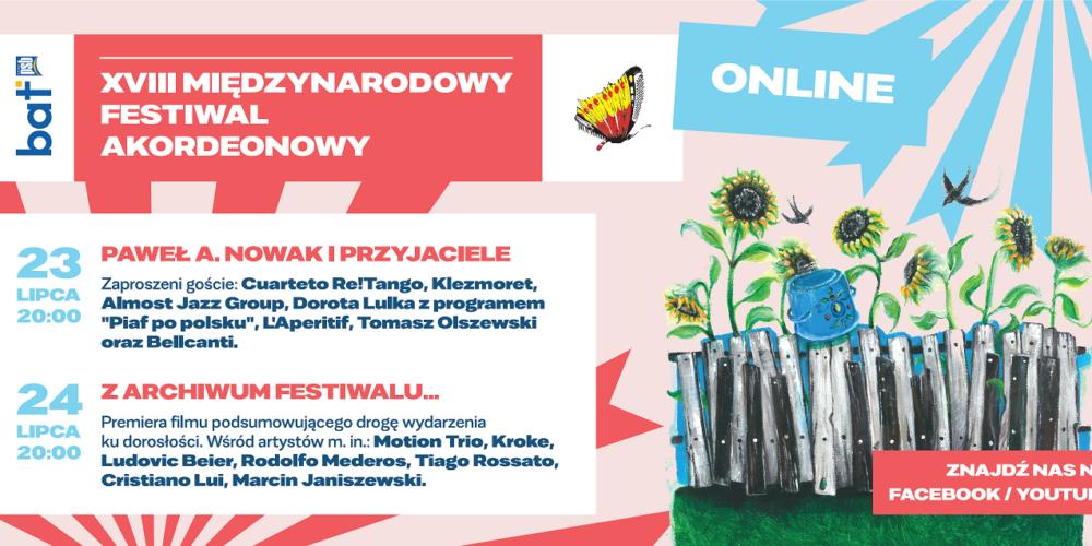 Wirtualny festiwal