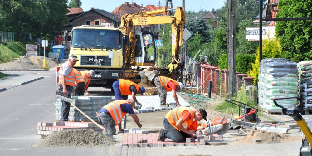 Najnowsze inwestycje w gminie Kartuzy