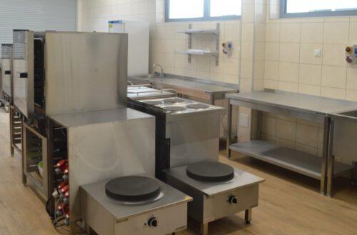 Nowy sprzęt dla stołówki w Mściszewicach