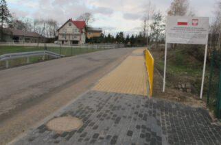 Gm. Przodkowo. Kolejne drogi doczekały się przebudowy