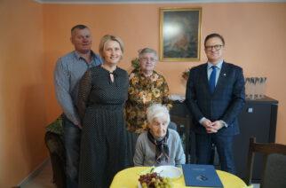 Przodkowo. 100 lat Gertrudy Wiśniewskiej