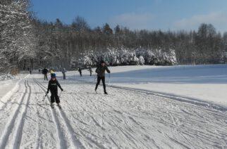 Kartuzy. Zebrano już prawie 3600 złotych na utrzymanie tras narciarskich
