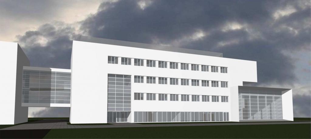 Instytutu Informatyki UG, wizualizacja 2