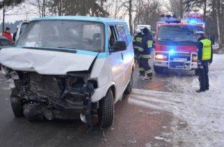 Wypadek w Kaliszu Kaszubskim