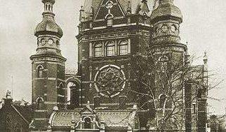 Wielka Synagoga w Gdańsku