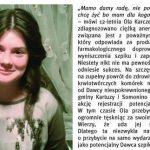 Dzień Dawcy Szpiku dla Oli z Kiełpina. Każdy może pomóc!