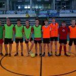 Gimnazjalna Liga Halowa w Luzinie: Albania Team liderem