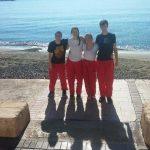 Karatecy Gokken Chwaszczyno wrócili z Mistrzostw Europy WKF na Cyprze bez medali