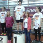 Energa Athletic Cup: dwa medale dla klubu Damroka z Chmielna
