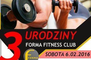 Forma Fitness Club w Kartuzach