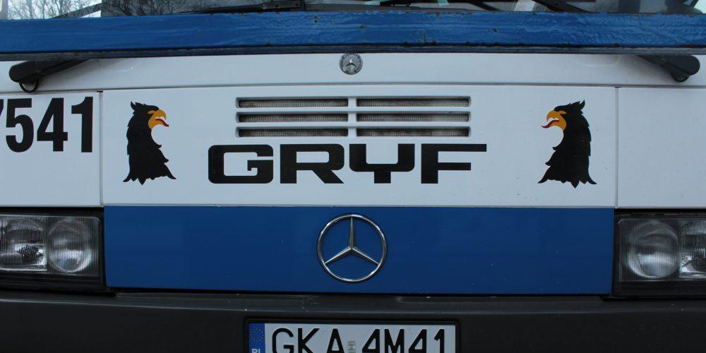 Gryf wyposażył autobusy w Internet bezprzewodowy i ładowarki