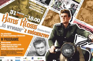 Hans Kloss – as wywiadu z Kościerzyny
