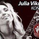 """Julia Vikman w Kartuzach: w niedzielę koncert w pubie """"Pod Orłem"""""""