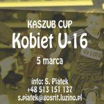 Kaszub Cup: kobiece rozgrywki w weekend