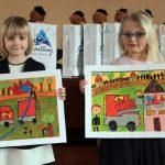 Komendant PSP  i burmistrz Kartuz nagrodzili młodych plastyków  [ZDJĘCIA]