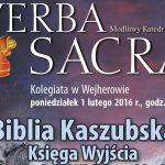 Verba Sacra w Wejherowie z Danutą Stenką