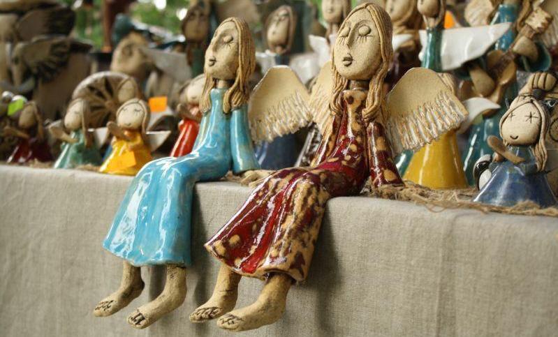 Warsztaty anielskie w Chmielnie
