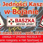 XIII Dzień Jedności Kaszubów – akordeoniści grają w Bojanie, baśkarze w Szemudzie