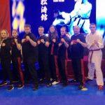 Zawodnicy Gokken Chwaszczyno na XXXVI Mistrzostwach Polski Karate WKF Seniorów