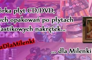 Zbiórka dla Milenki z Żukowa