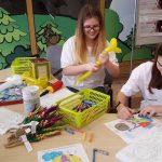 Zbiórka w Auchan w Gdańsku: pomagali wolontariusze z Kiełpina