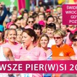 Bieg Kobiet 2016 w Gdyni 30 kwietnia