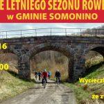Inauguracja sezonu rowerowego w gminie Somonino