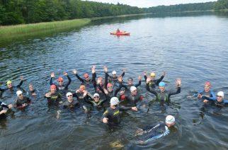 Koleżeński Trening Triathlonowy przed Prime Food Triathlon Przechlewo [ZDJĘCIA]