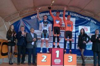 Szymon Sajnok drugi na podium  w Dzierżoniowie