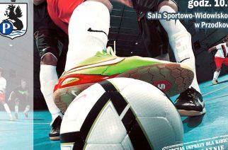 Turniej Halowej Piłki Nożnej w Przodkowie: zagra 9 drużyn
