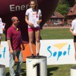 Damroka Chmielno na sopockim Energa Athletic Cup