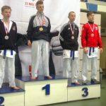 Gokken Chwaszczyno: zawodnicy zdobyli w Rumi  29 medali