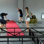 Kaszubskie Centrum Sportów Walki: prace na ukończeniu [ZDJĘCIA]