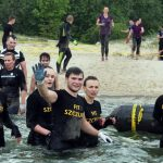 Runmageddon w Gdyni: bieg widziany z wód zatoki [ZDJĘCIA]