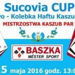 Sucovia CUP  w Pępowie już w niedzielę