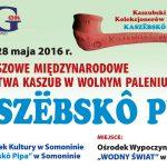 Wielkie palenie fajki w Ostrzycach już po raz dziesiąty [ZDJĘCIA]