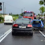 Wypadek w Borczu. Sześć osób rannych! [ZDJĘCIA]