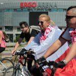 Wielki Przejazd Rowerowy: cykliści w Sopocie [ZDJĘCIA]