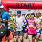 Ćwierćmaraton Szwajcarii Kaszubskiej Przodkowo 2016 [ZDJĘCIA]