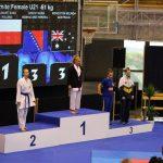 Gokken Chwaszczyno: Sara Elwart wywalczyła złoto w Chorwacji
