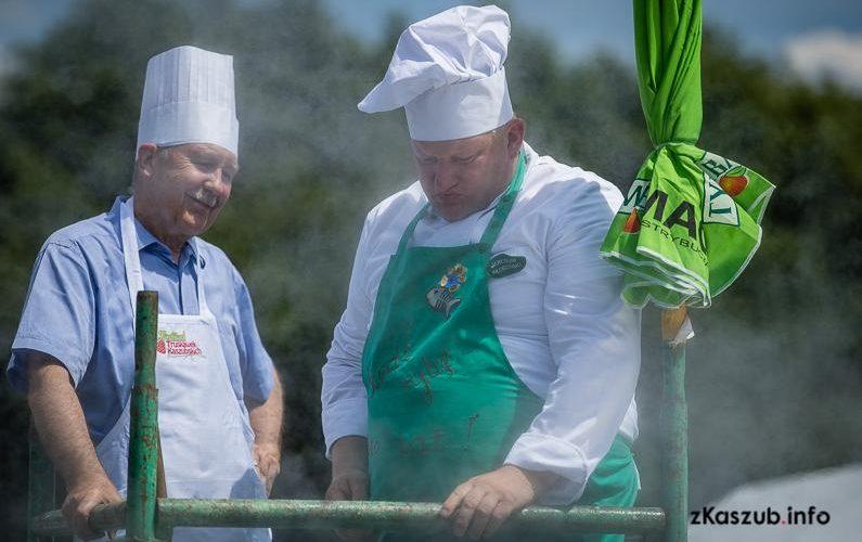 I Festiwal Truskawek Kaszubskich w Chmielnie [ZDJĘCIA]